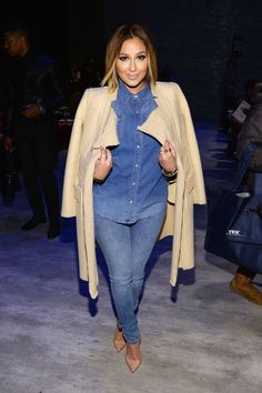 adrienne bailons outfits on the real - Google Search
