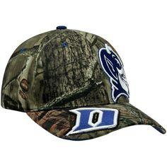 NCAA Zephyr Duke Blue Devils Double Barrel Adjustable Hat - Mossy Oak Camo Zepher Graf-X. $21.95