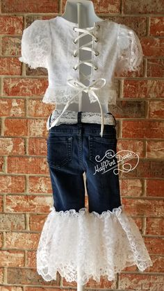 Baby Pageant, Pageant Wear, Short Outfits, Girl Outfits, Pageants, Girls Pants, Divas, Halloween, Lace