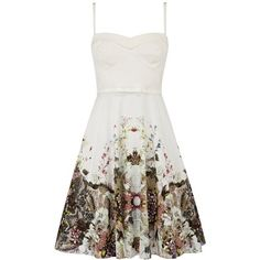 Spring Summer Dresses 2013 – Topshop, Whistles & More (Glamour.com UK) ❤ liked on Polyvore