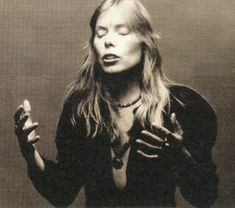 I am not some stone commission.Like statue in a park.I am flesh and blood and vision. I am howling in the dark....joni mitchell