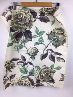 "1950s VTG Birch Bark Cloth Mid Century Sample Square Vat Color Fabric 24"" White #DesleyThorpAdivisionofJHThorpCoInc"