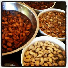 Activating nuts & seeds. The what, the why and the how. | The Holistic Ingredient