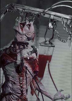 Talisac - Clive Barker's Tortured Souls