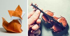 November 11 is Origami Day in Japan, where the paper crane has become a symbol of peace, but did you know that Origami isn't an entirely Japanese invention?