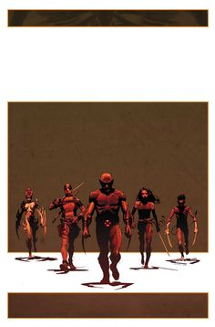 Uncanny X-Force - Jerome Opena