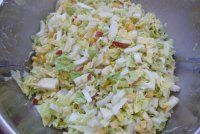 RECEPTY SALÁTY ZÁLIVKY Low Carb Recipes, Snack Recipes, Slovak Recipes, What To Cook, Healthy Salads, Cabbage, Food And Drink, Dinner, Vegetables