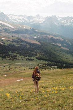 solo hike