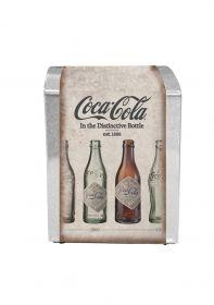 Porta Guardanapo 15 Cm Bottle Evolution Coca Cola