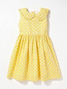 Polka Dot Dress by Rachel Riley at Gilt