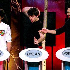 lil chicken nugget   Dylan O'Brien + Jump