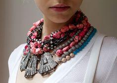 Necklaces | Fenton Spring 2012