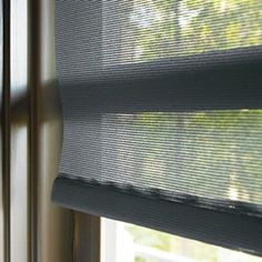 #MarviInteriors provides #rollersunscreen #fabric #blinds with perfect colors and flawless finishes to suit your window size and taste. Visit now: www.marviinteriors.com Vertical Window Blinds, Blinds For Windows, Window Coverings, Window Treatments, Fabric Blinds, Curtains, Small Sunroom, Room Cooler, Solar Screens
