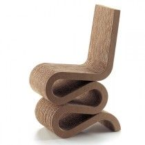 Wiggle Side Chair, Gehry
