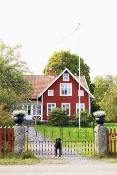 Här bor vi....:)) (Scandinavia)