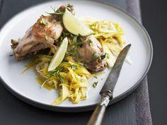 Kaninchenfleisch mit Limetten ist ein Rezept mit frischen Zutaten aus der Kategorie Kaninchen. Probieren Sie dieses und weitere Rezepte von EAT SMARTER!