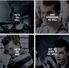 Cameron Monaghan - Gotham Jerome Valeska hot crazy He's so tall and handsome as hell he's so bad but he does it so well Gotham Characters, Gotham Villains, Gotham Joker, Joker And Harley Quinn, Jerome Gotham, Gotham City, Gotham Quotes, Gotham Tv Series, Victor Zsasz