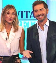 Il POMERIGGIO di Rai 1 sta soprattutto nella rinnovata Vita In diretta: nuova gestione, di Andrea Vianello, e in conduzione accanto a Marco Liorni c'è Francesca Fialdini.
