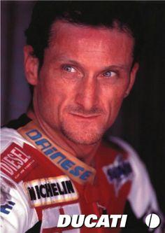 King Carl Fogarty - Ducati