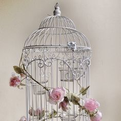 Beautiful 2ft bird cages for wedding hire £7.50 each