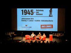 Berliner Volksbühne - Jahresauftakt der Europäischen Linken 11.1.15