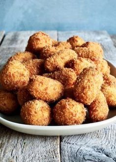 potetkroketter Tapas, Yummy Food, Snacks, Ethnic Recipes, Appetizers, Delicious Food, Treats