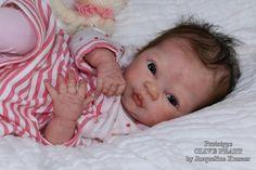 """NEW Reborn ~ Baby Olive ~ 18.5"""" Vinyl Doll Parts Kit by Denise Pratt 2948   Dolls & Bears, Dolls, Reborn   eBay!"""