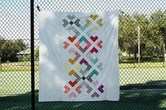 Less is More Quilt, Sun Prints Style - and a giveaway!