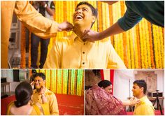 The haldi ceremony is an important pre-wedding ritual. Find out about its significance here. Haldi Ceremony, Wedding Rituals, Wedding Details, Tumeric Face, Turmeric, Deep Meaning, Indian Weddings, Stage, Top