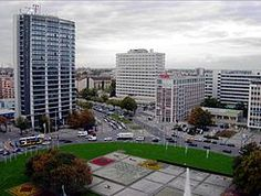 Berlin | Architektur. Ernst-Reuter-Platz