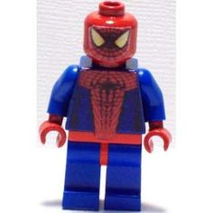 lego spiderman pictures | Custom Lego Spiderman Minifig Figure Amazing Ultimate
