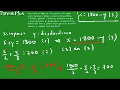 Problema sistema de ecuaciones hojas de papel