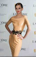 Emma Watson in Latex Space dress by Andylatex
