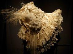French bonnet 1830-1835