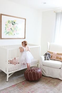 On The Studio Mcgee Blog Turning A Boring Al Bedroom Into Something Special Nursery