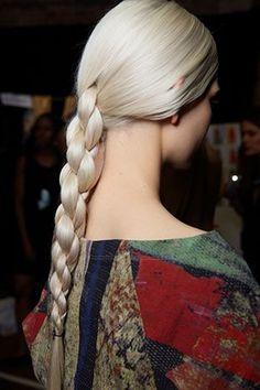 The chain link braid