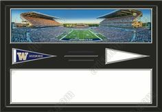 Washington Huskies Husky Stadium & Your Choice Of Stadium Panoramic Framed-House Divided-House Together-Awesome & Beautiful- Most MLB, NFL,NHL,NBA,NCAA Team Stadiums Available-Plz Go Through Description & Mention In Gift Message Which Other Team You Like Art and More, Davenport, IA http://www.amazon.com/dp/B00FS41CYG/ref=cm_sw_r_pi_dp_DtCIub1WG66ZS
