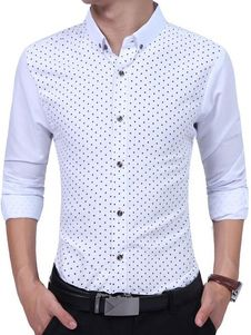 Style Casual, Slim, Revers, Shirt Dress, Mens Tops, Shirts, Dresses, Products, Blazer Outfits Men