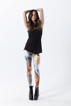 Pearl Galaxies! I love leggings and these are super cool!