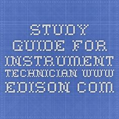 Lessons in industrial instrumentation by tony r kuphaldt study guide for instrument technician edison fandeluxe Gallery