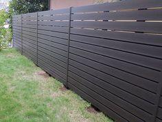 目隠しフェンス 施工例 |お庭・デザイン・エクステリア グリーンケア