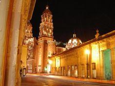 Zacatecas , Zacatecas: a World Heritage City.