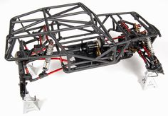 Axial Racing - Project Wrexo – Body Off Photos