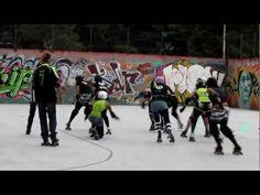 Roller Derby Colombia, Bogota bone Breakers. Video Roller Derby, Sport, Colombia, Deporte, Sports