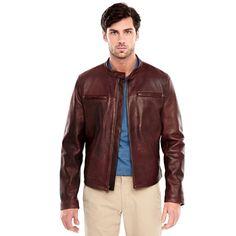 Fossil Jake Leather Jacket MC5297 | FOSSIL®
