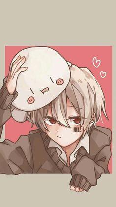 Anime Chibi, Kawaii Anime, Kawaii Chibi, Anime Boys, Dark Anime Guys, Cute Anime Pics, Cute Anime Boy, Kawaii Drawings, Cute Drawings