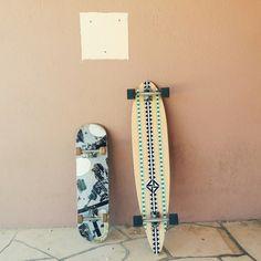 Skate-longboard-I'm fine  Eyotaa