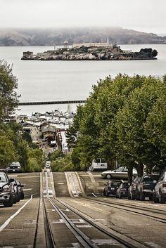 Alcatraz, San Francisco, California_ USA