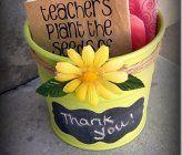 Gardening Gift {teacher appreciation}