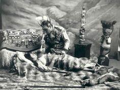 Shaman:  A Tlinglit Healer (#Shaman), 1906.